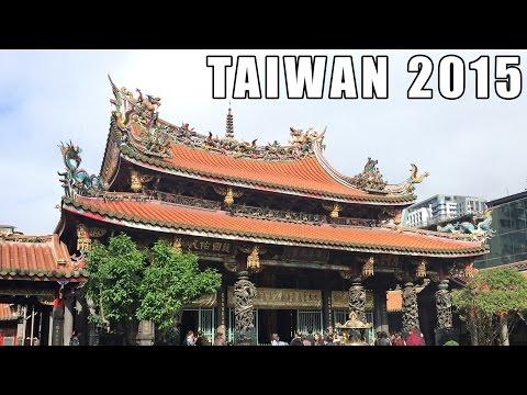 Travel to Taiwan 2015 (Taipei, Hsinchu, Hualien, Kaohsiung)