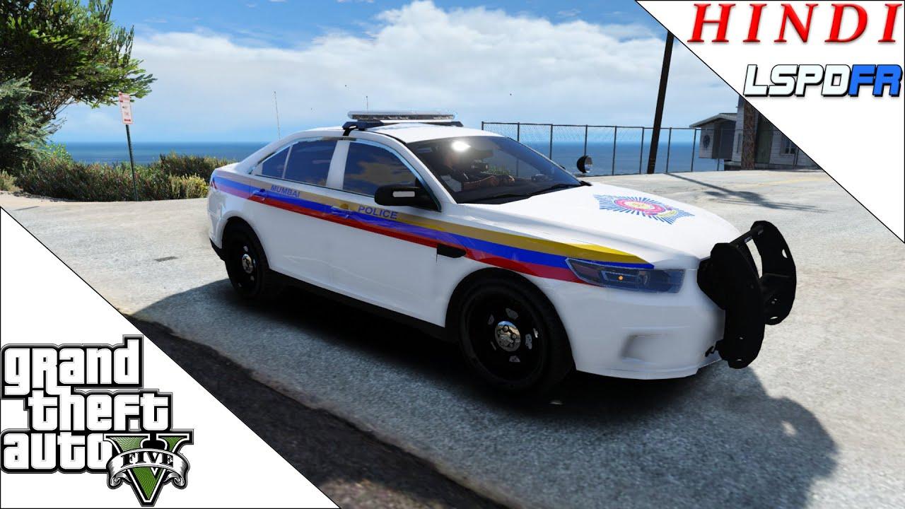 GTA 5 LSPDFR MUMBAI PATROL HINDI #99