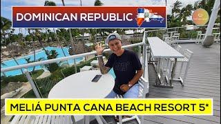 ОБЗОР ОТЕЛЯ Meliá Punta Cana Beach Resort Adults Only 5 Dominican Republic