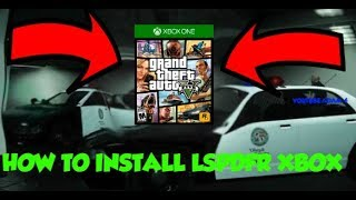 HOW TO INSTALL LSPDFR FOR PS4/XB1 (2018) (LSPDFR)