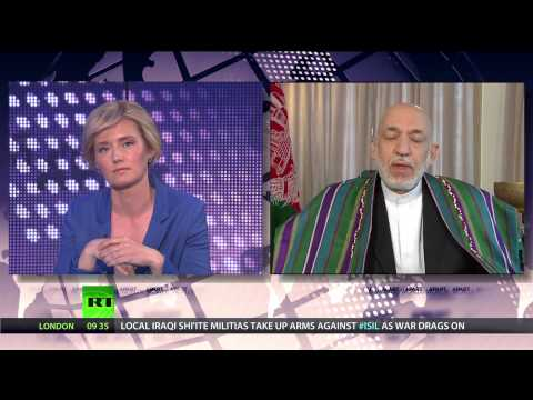 War on terror created more extremism, terrorism than we ever had - Karzai