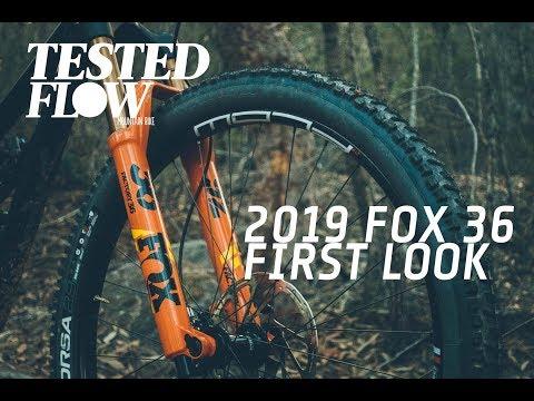 2019 FOX 36 Factory - First Look