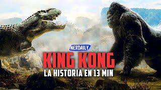 King Kong (2005) EN 13 MINUTOS