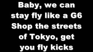 Far East Movement ft. Ryan Tedder - Rocketeer (lyrics)