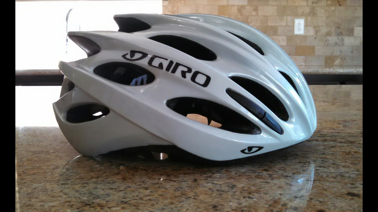 Giro Prolight Road Bike Helmet Lightest Helmet Youtube