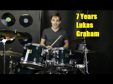 Drum drum chords for counting stars : 7 Years Drum Tutorial | Lukas Graham - YouTube
