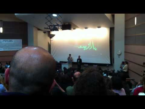 "Kambiz Hosseini: ""Political Satire on Television"" Berkeley Lecture Series"
