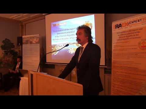 RAEX Conference Frankfurt - 5th of October 2017 - Dürfeld