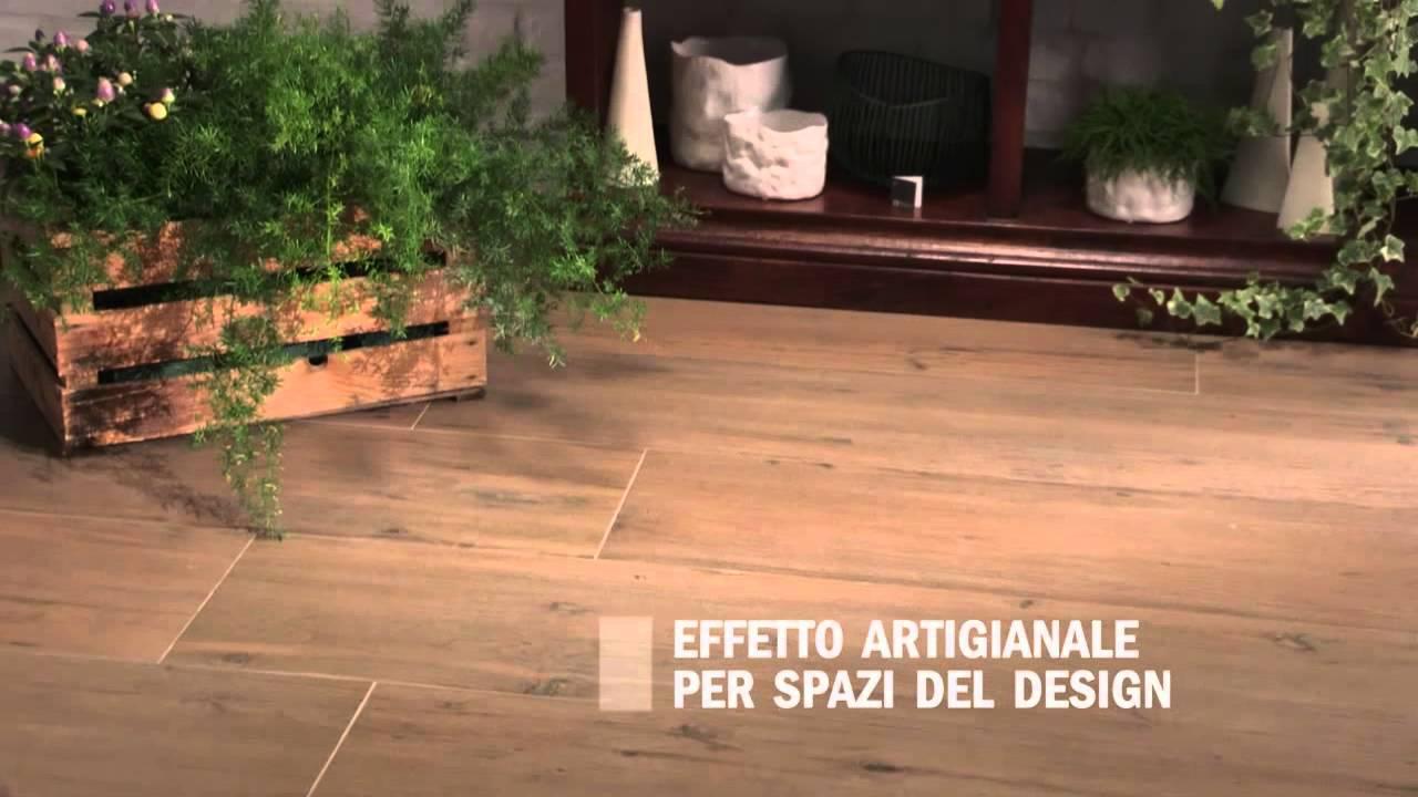 ROOT 2012 Piastrelle gres porcellanato effetto legno Ceramiche Caesar  YouTube