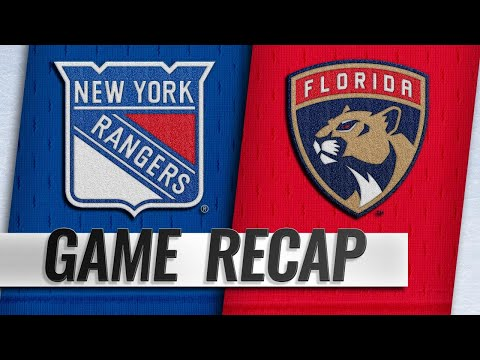 Hayes records two assists, SO winner for the Rangers
