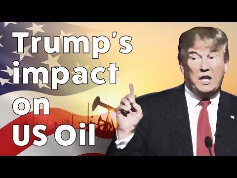 Trump's Impact on US Oil