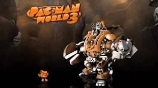 Pac Man World 3 Soundtrack - Pac Dot Maze