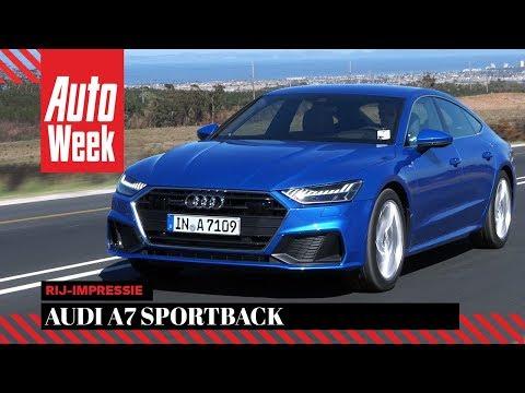 Audi A7 Sportback - AutoWeek Review - English subtitles