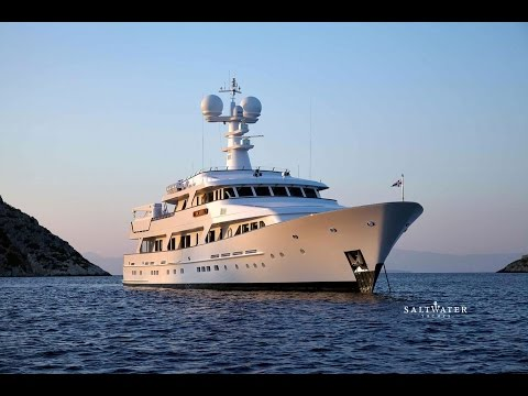 Ancallia - 45,77m Feadship Super Yachts for Charter | Saltwater Yachts