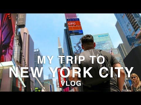 My Trip to New York | NYC Vlog | Travel Journal | Rodarte's Corner