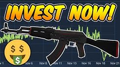 Invest In THESE CS:GO Skins. (RIGHT NOW!)