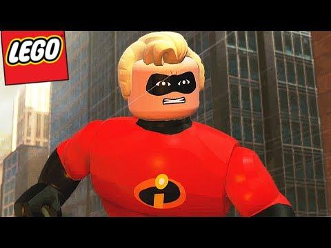 LEGO Os Incríveis - O Início com a Família Pêra e o Escavador! #1 (Gameplay em Português Dublado) thumbnail