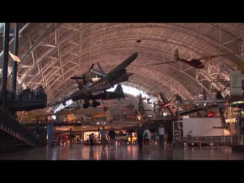 Smithsonian Air and Space Museums Washington D.C. 2007
