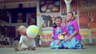 lagu Bali Anak,  ADIK CENIK  - Putu Virna ft Made Nadya