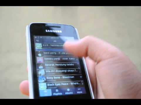 Samsung Wave Y s5380 / Review