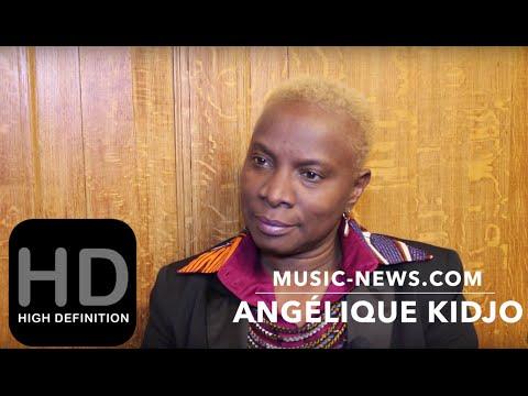 Angelique Kidjo I Interview I Music-News.com