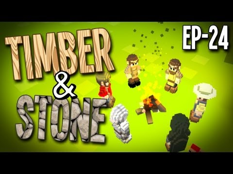 """Timber and Stone Episode 24 - """"Sittin' On The Dock Of The Bay..."""""""