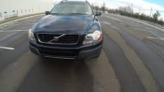 4K Review 2006 Volvo XC90 Virtual Test-Drive & Walk-around