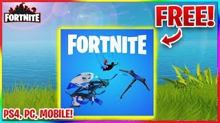 HOW TO GET THE *NEW* FORTNITE PLAYSTATION PACK 3 FREE! (PC,PS4,MOBILE)