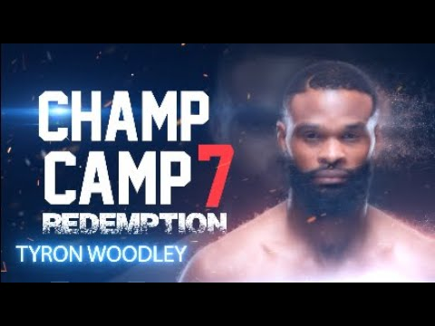 UFC Fight Night 171: Champ Camp 7 Tyron Woodley Ep.2