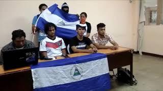 Universitarios llaman a tranques en toda Nicaragua