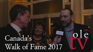 Canada's Walk of Fame 2017 Red Carpet