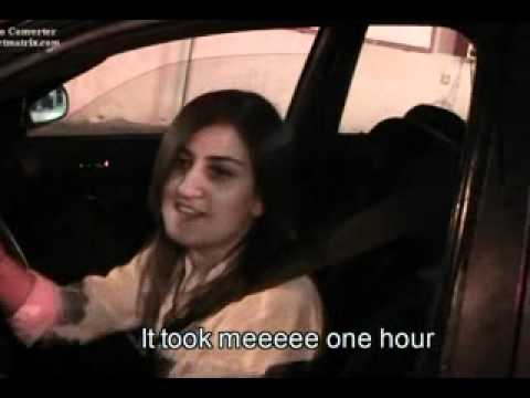 Traffic in Lebanon