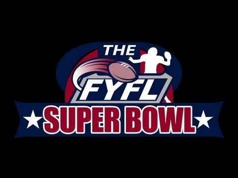 FYFL SuperBowl of Champions 2012 Results Video