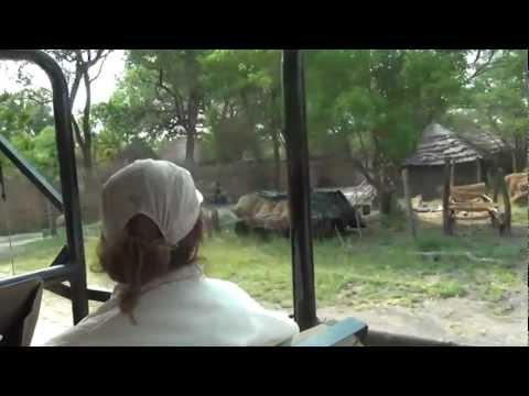 Ken's Clicks Botswana Nov 2 2011 Part 1