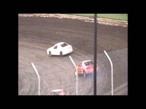 Eagle Raceway Sport Compact Heat 2 on 7-22-2017
