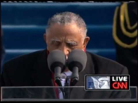 President Obama Inauguration Benediction: The Reverend Dr. Joseph E. Lowery