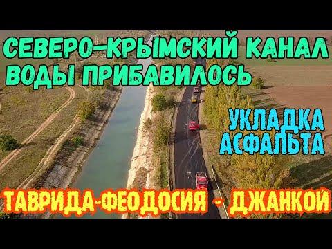 Крым с водой.В