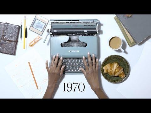 История маникюра за 100 лет