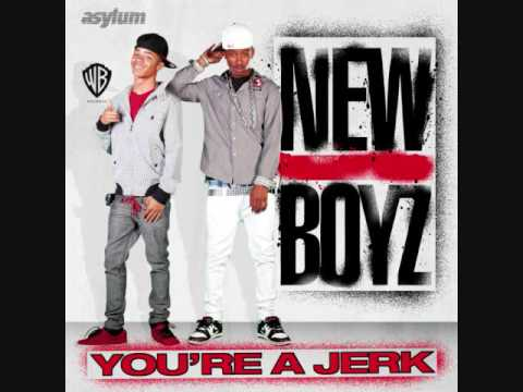 New Boyz - You're A Jerk (Instrumental with hook)