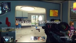 Repeat youtube video FaZe Pamaj: First Black Ops 2 Sniper Montage