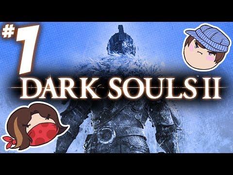 Dark Souls II: Candle People - PART 1 - Steam Train