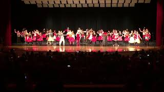 Greece Athena Middle School Show Choir Performing This is Me from Greatest Showman