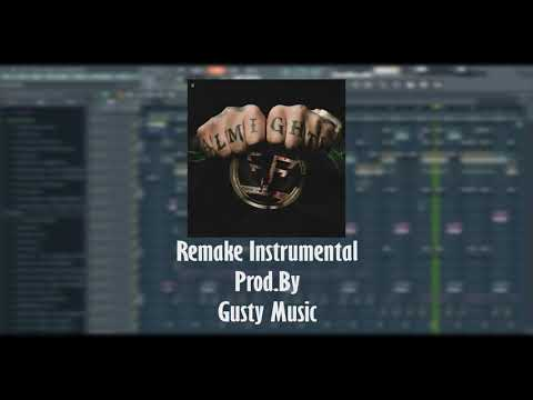 Rip Carbon - Almighty | Remake INSTRUMENTAL | Prod.By Gusty