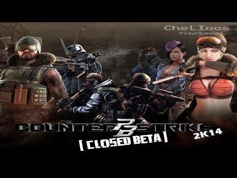 [CSPB] Counter Strike-Point Blan2k14 - Closed Beta+Download