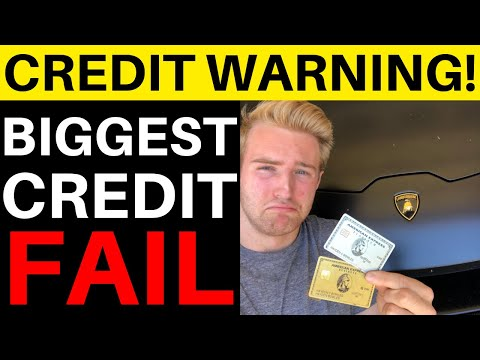 How I Lost 1 Million Credit Card Reward Points (Beginner Credit Building Advice)