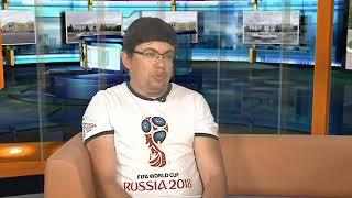«Наше время»: Ярослав Махначев о впечатлениях от игры сборной России