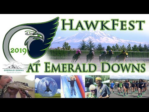 Hawk Fest '19 At Emerald Downs Commercial!