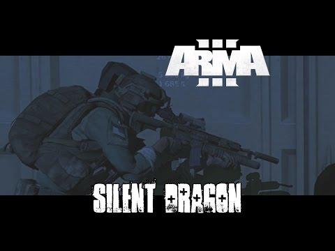 Silent Dragon - ArmA 3 Navy SEAL Co-op Gameplay