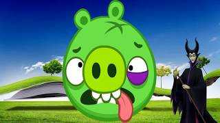 Wrong key colors matching angry birds rescue for children   Learn colors with Angry birds for kids
