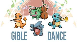 Pokemon Rap: Gible Dance